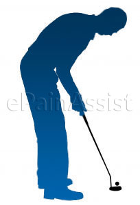 Wrist Tendonitis may also occur by performing repetitive movements in sports such as golf.