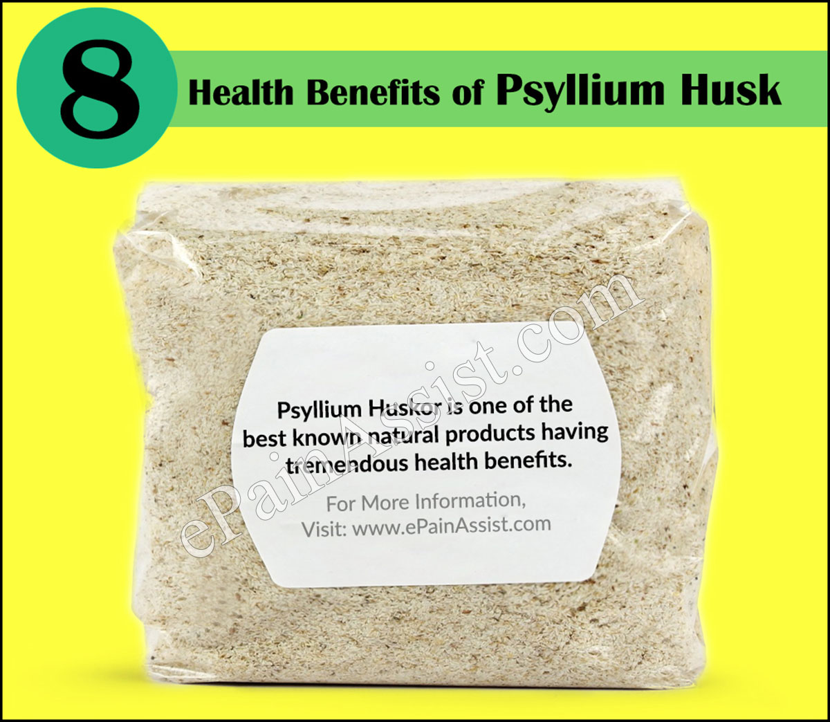 Health Benefits of Psyllium Husk