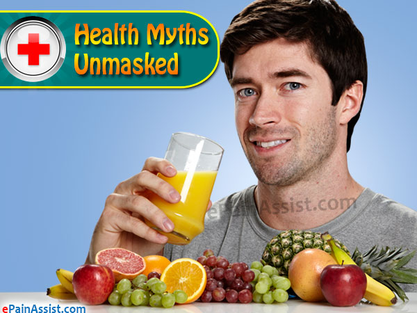 Health Myths Unmasked