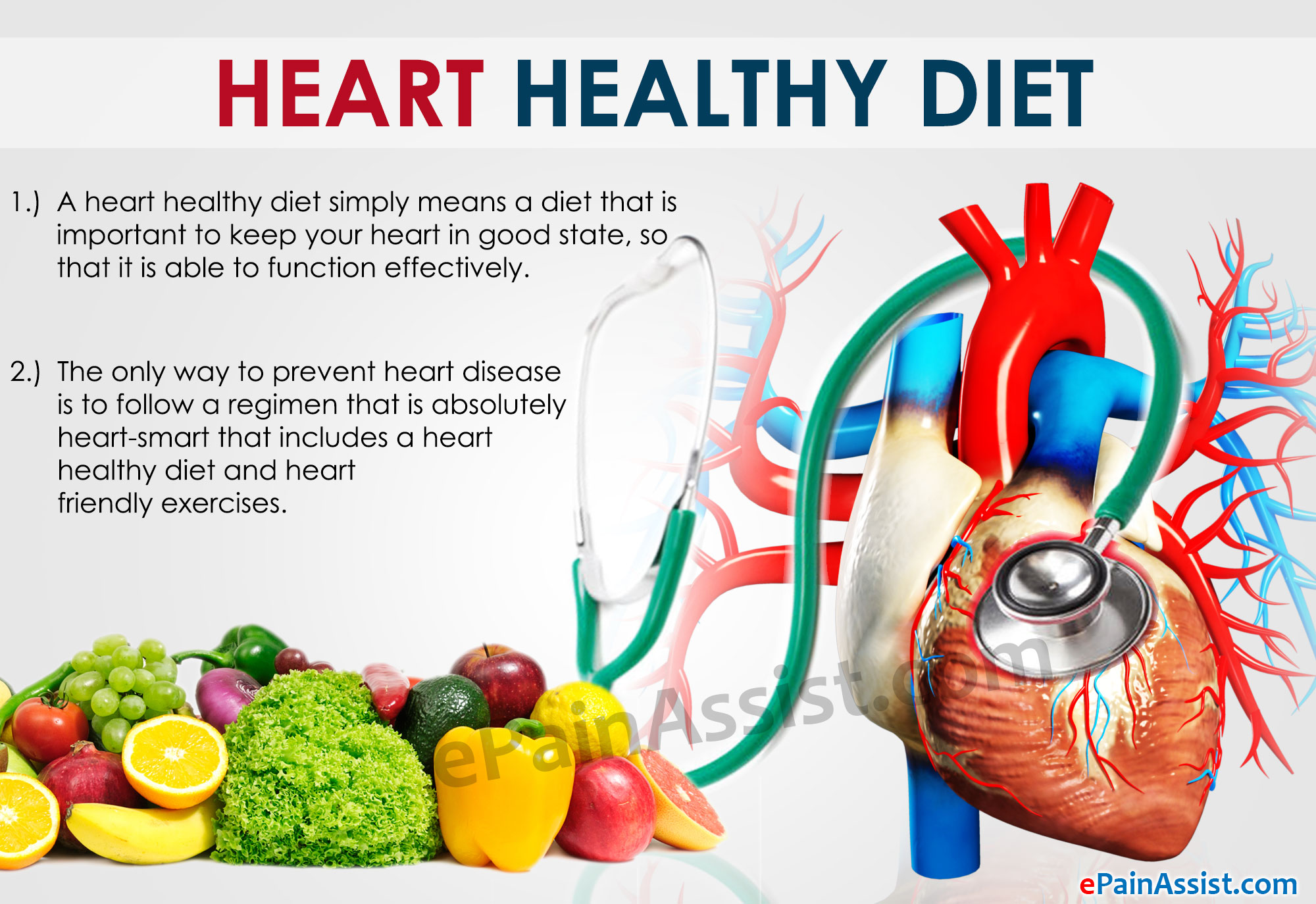 6 Steps to a Heart-Healthy Diet