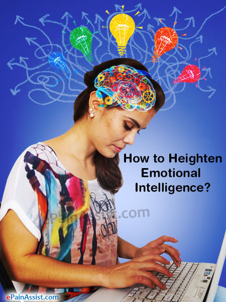 Heighten Emotional Intelligence
