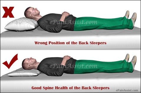 Ideal Pillow for Good Spine Health