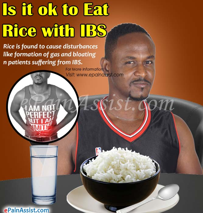 Is It OK to Eat Rice with IBS?