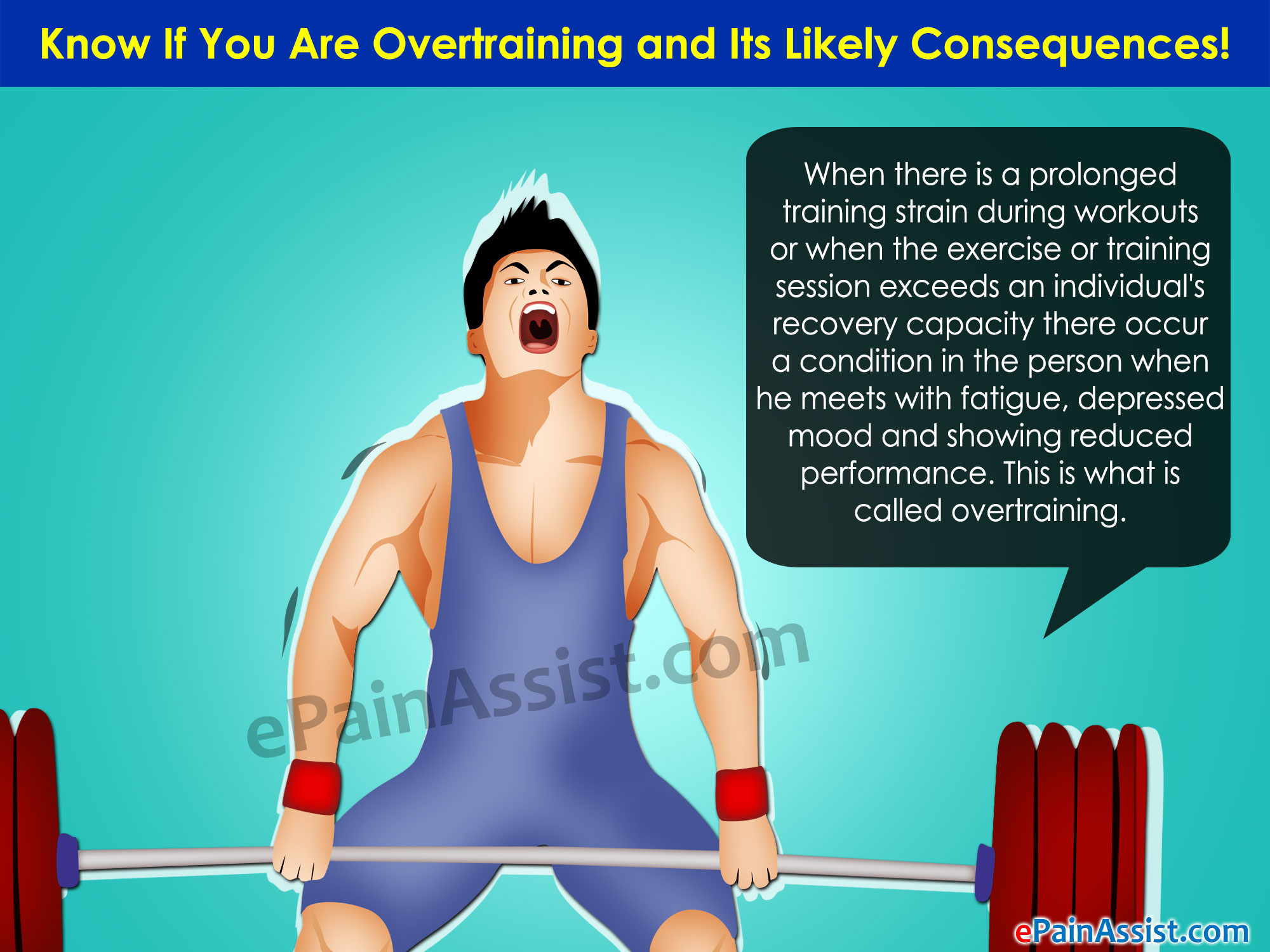 Overtraining and Its Likely Consequences