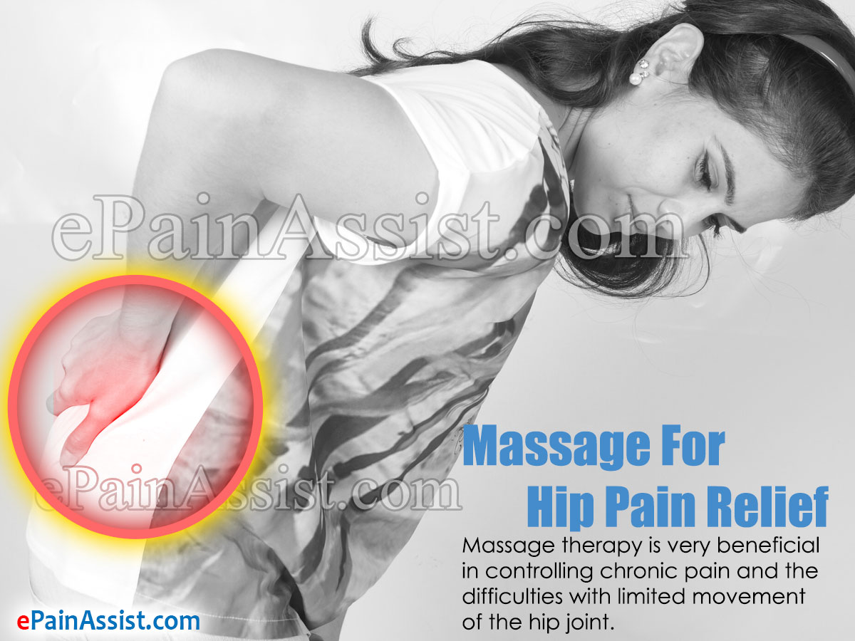Massage For Hip Pain Relief