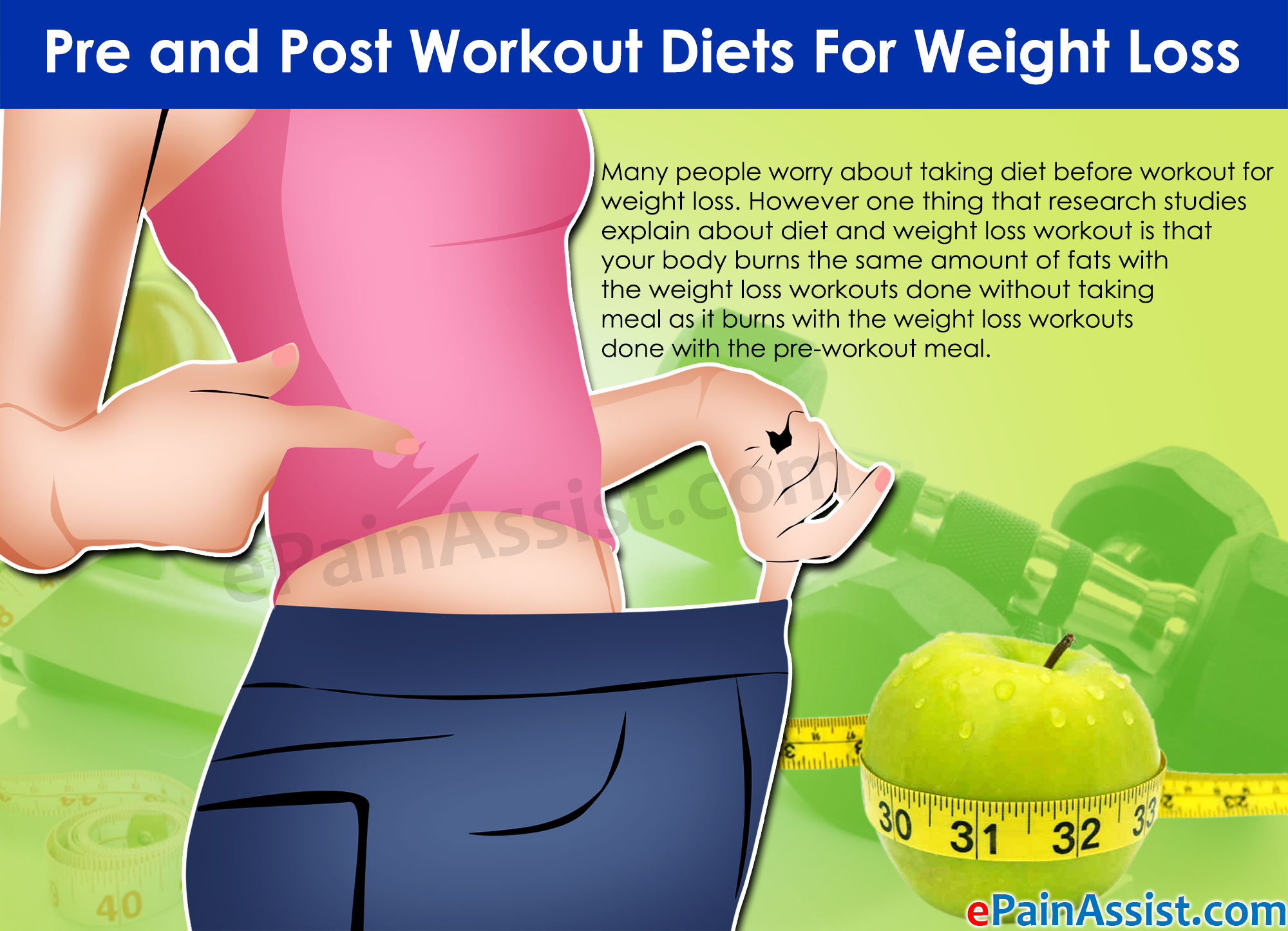 Importance Of Diet Before Workouts For Weight Loss: Why Is Pre-Workout Diet Important?