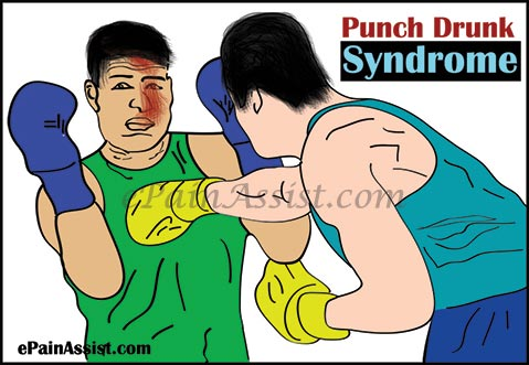 Punch Drunk Syndrome