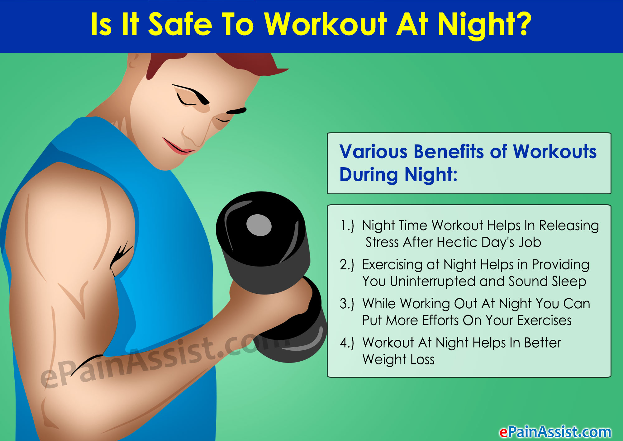 Workout At Night