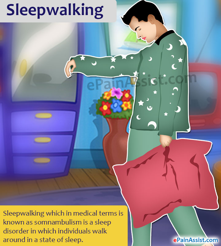 reason behind sleepwalking and reducing the disorder Nightmare disorder is referred to by doctors as a parasomnia — a type of sleep disorder that involves undesirable experiences that occur while you're falling asleep, during sleep or when you're waking up.