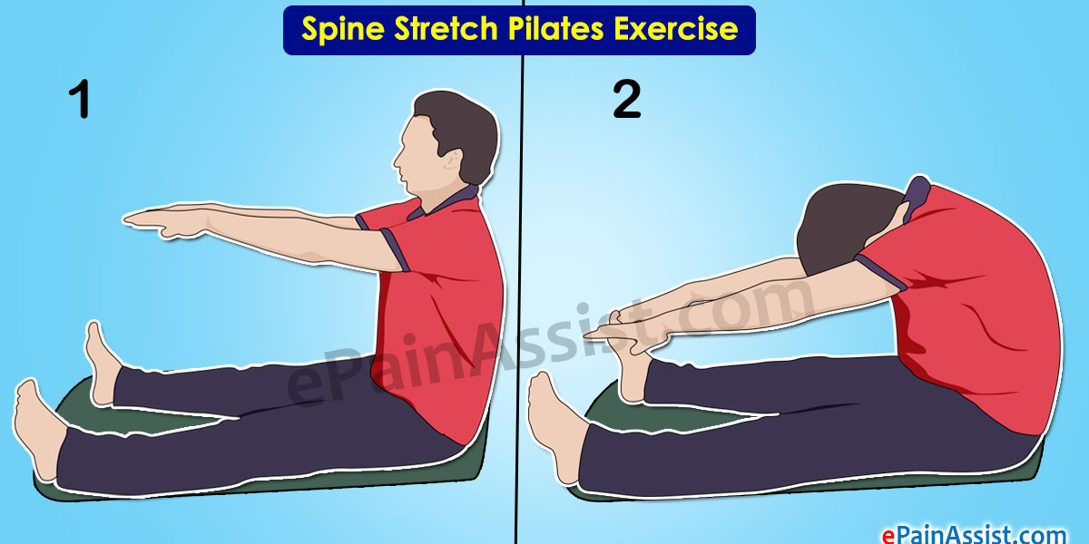 Spine Stretch Pilates Exercise