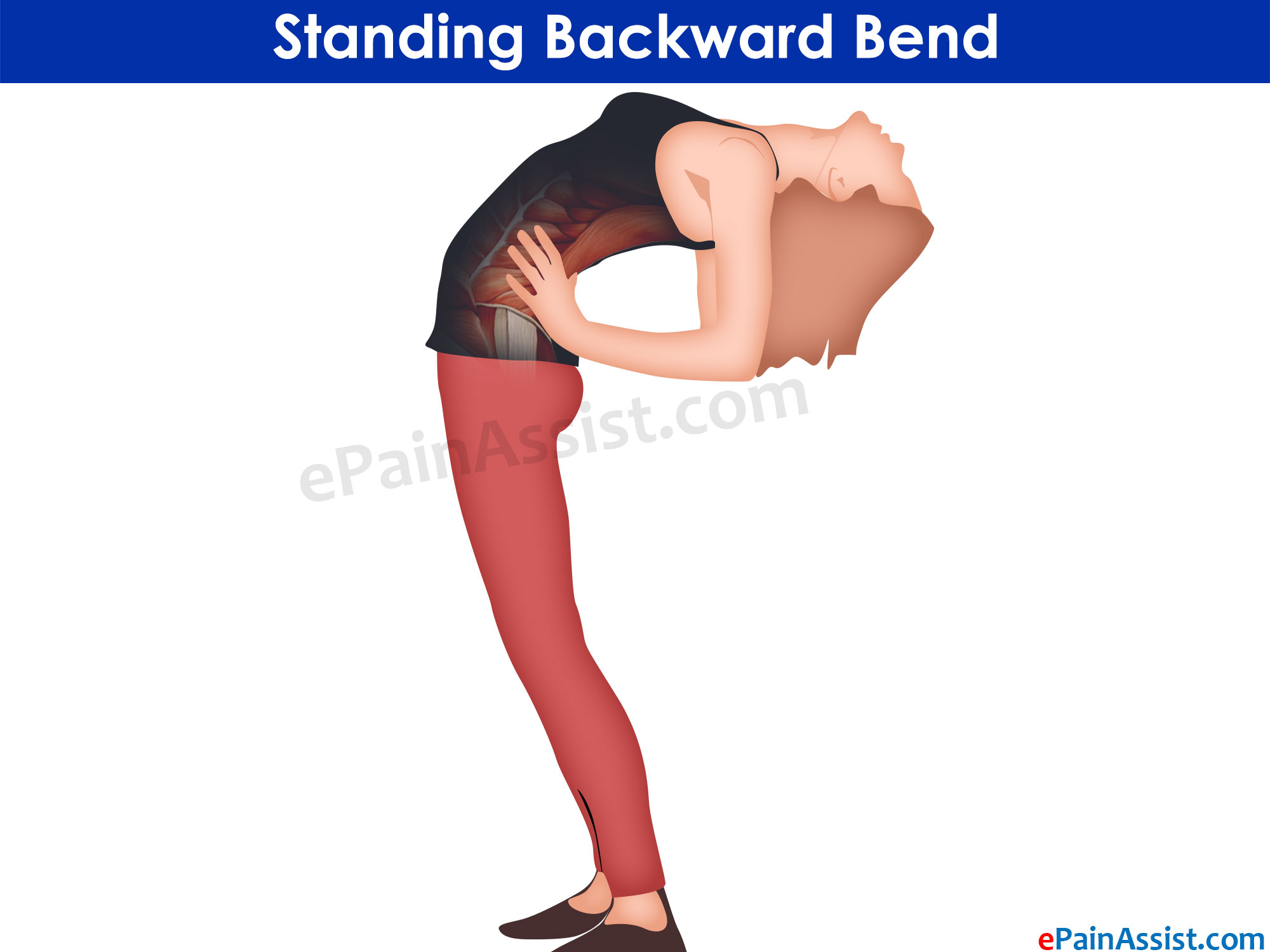 Standing Backward Bend