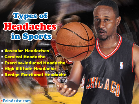 Types of Headaches in Sports