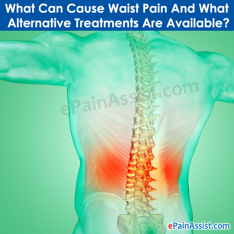 What Can Cause Waist Pain