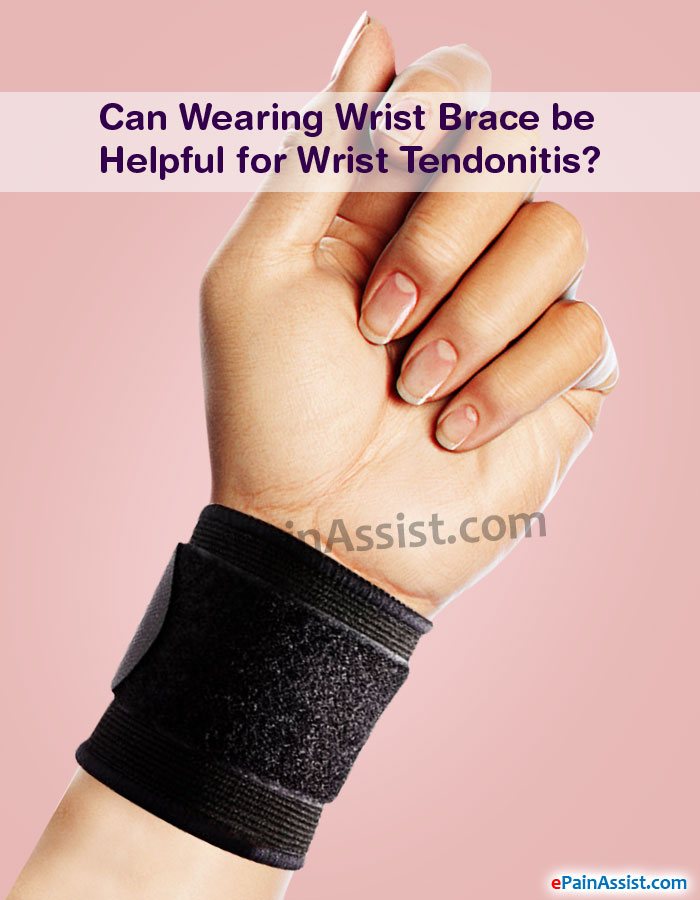 Benefits of Wrist Brace