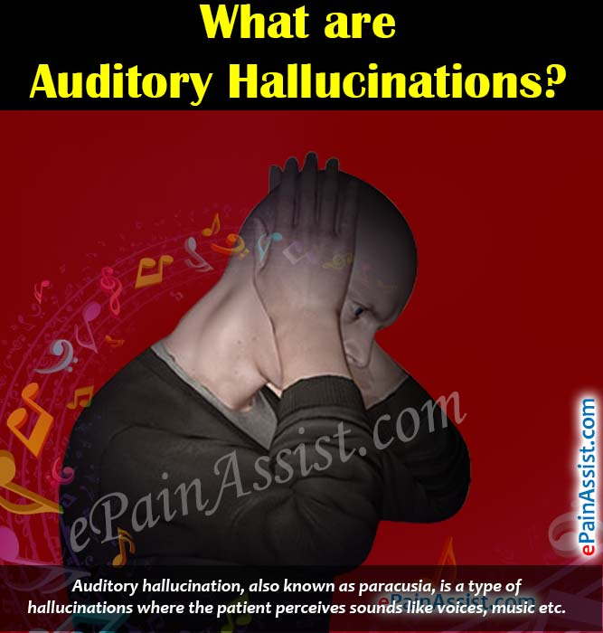 What are Auditory Hallucinations?