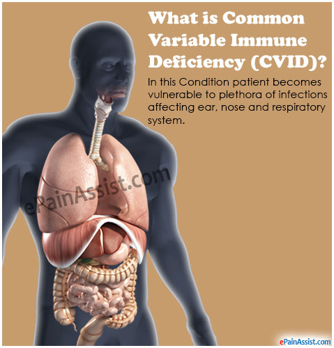 What is Common Variable Immune Deficiency