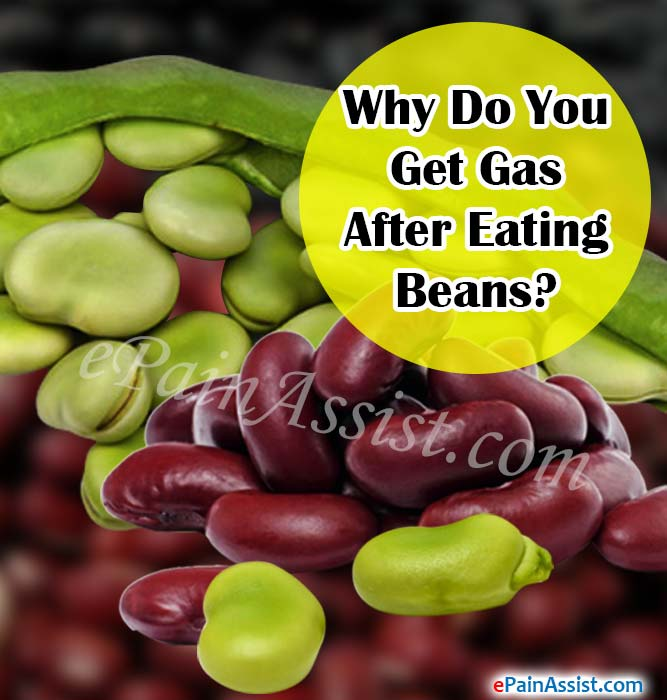 Why Do You Get Gas After Eating Beans?