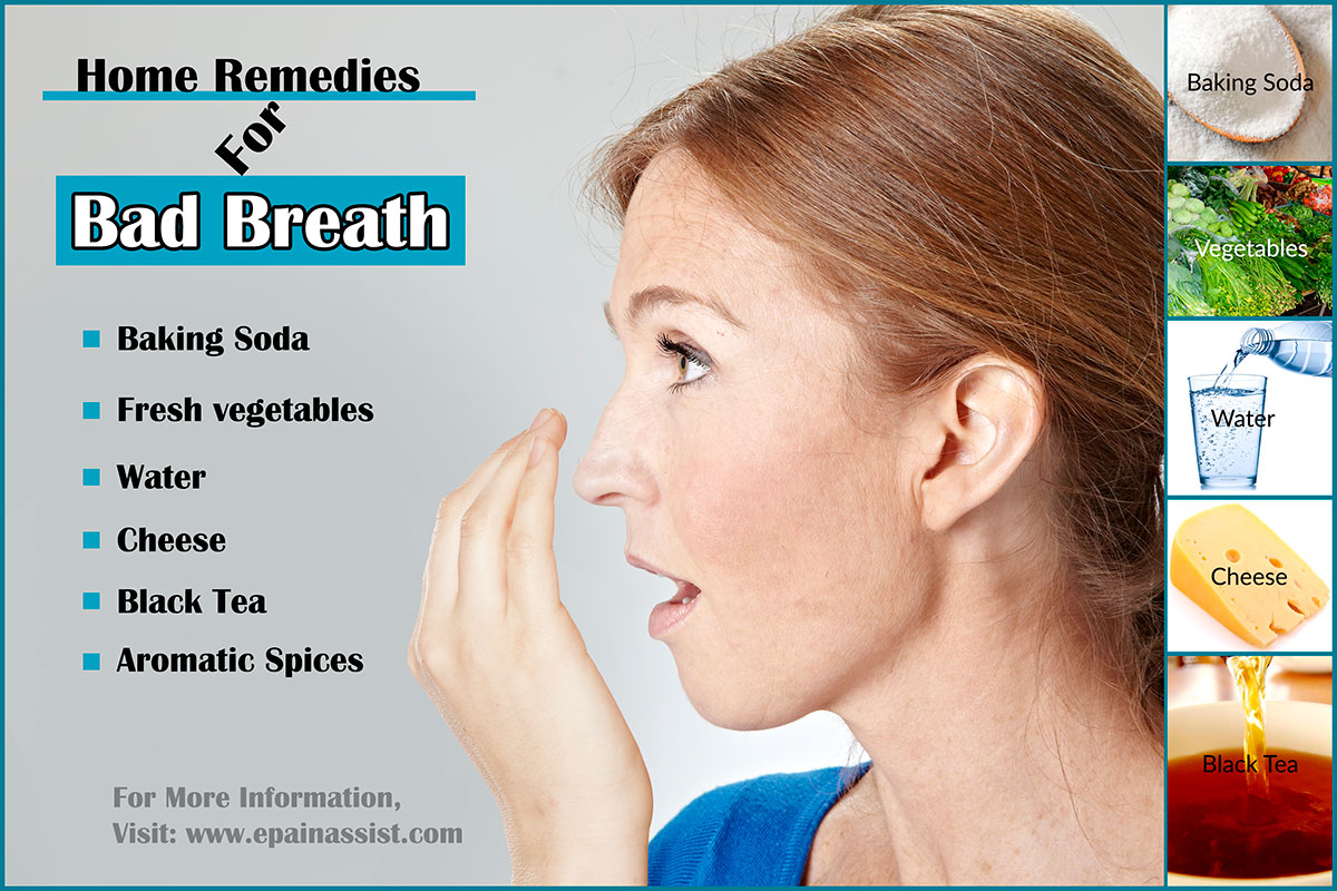 How to get rid of bad breath after alcohol, in the morning, with a sore stomach 71