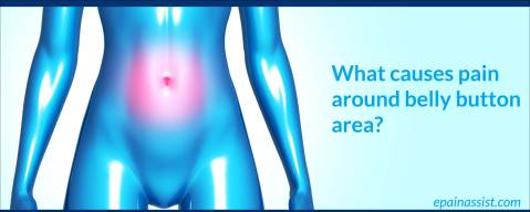 Belly Button Pain or Umbilical Pain: What Causes Pain Around Belly Button?