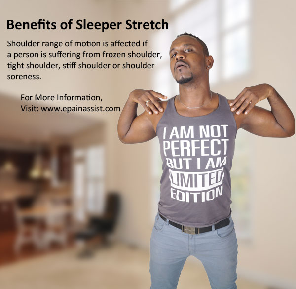 Benefits of Sleeper Stretch