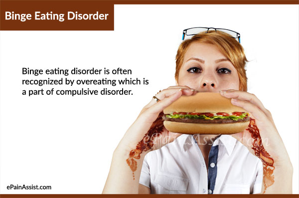 Binge Eating Disorder or BED