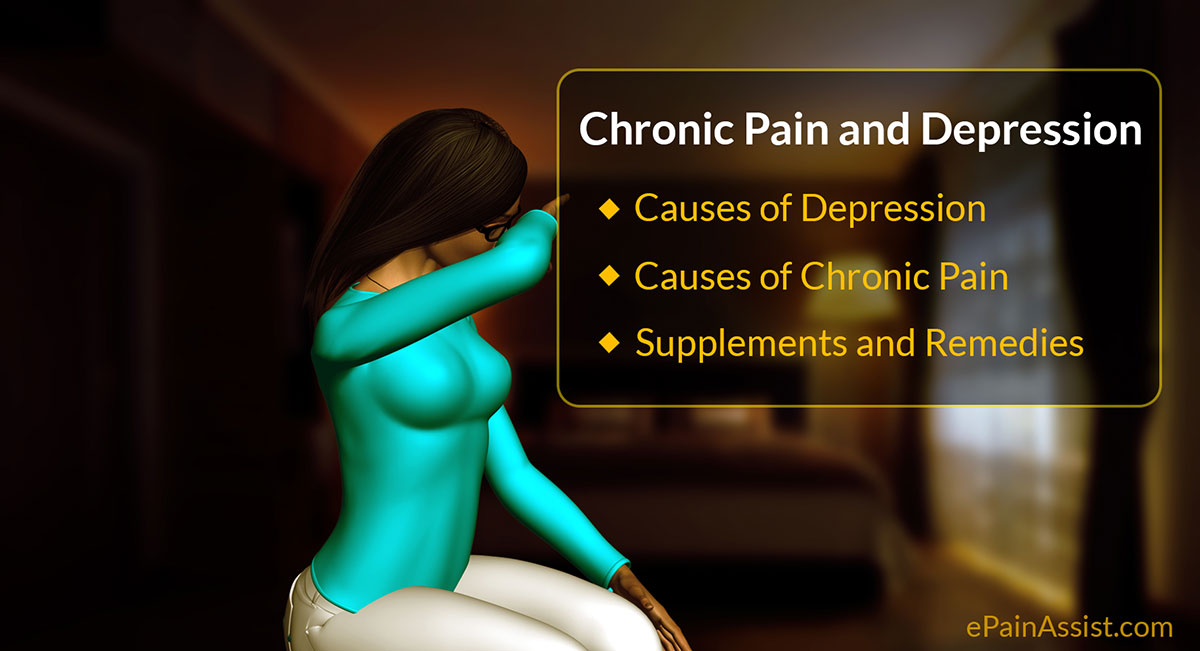 Chronic Pain and Depression | Causes | Ways to Overcome
