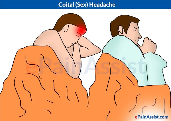 How to get rid of a sex headache