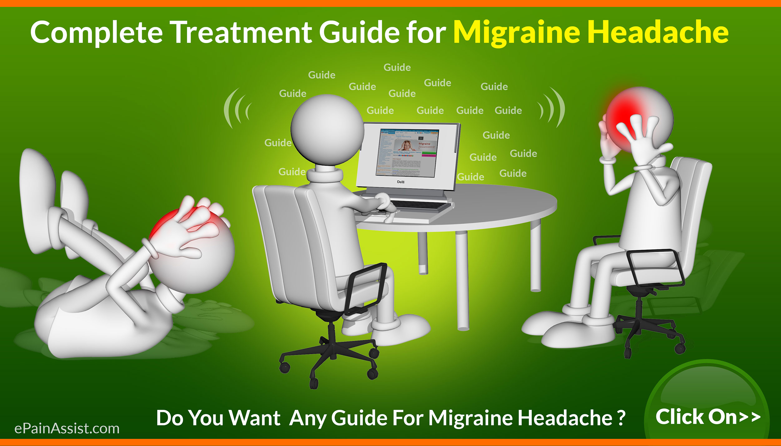 Complete Treatment Guide for Migraine Headache: