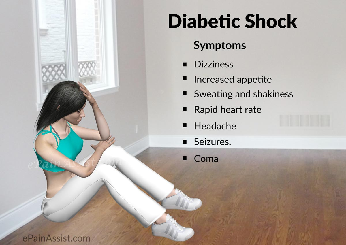 What Is Diabetic Shock?