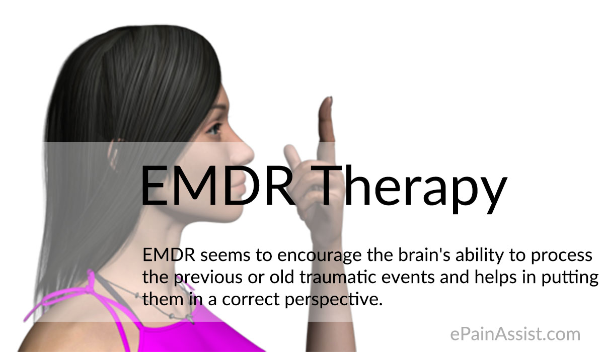 EMDR Therapy!