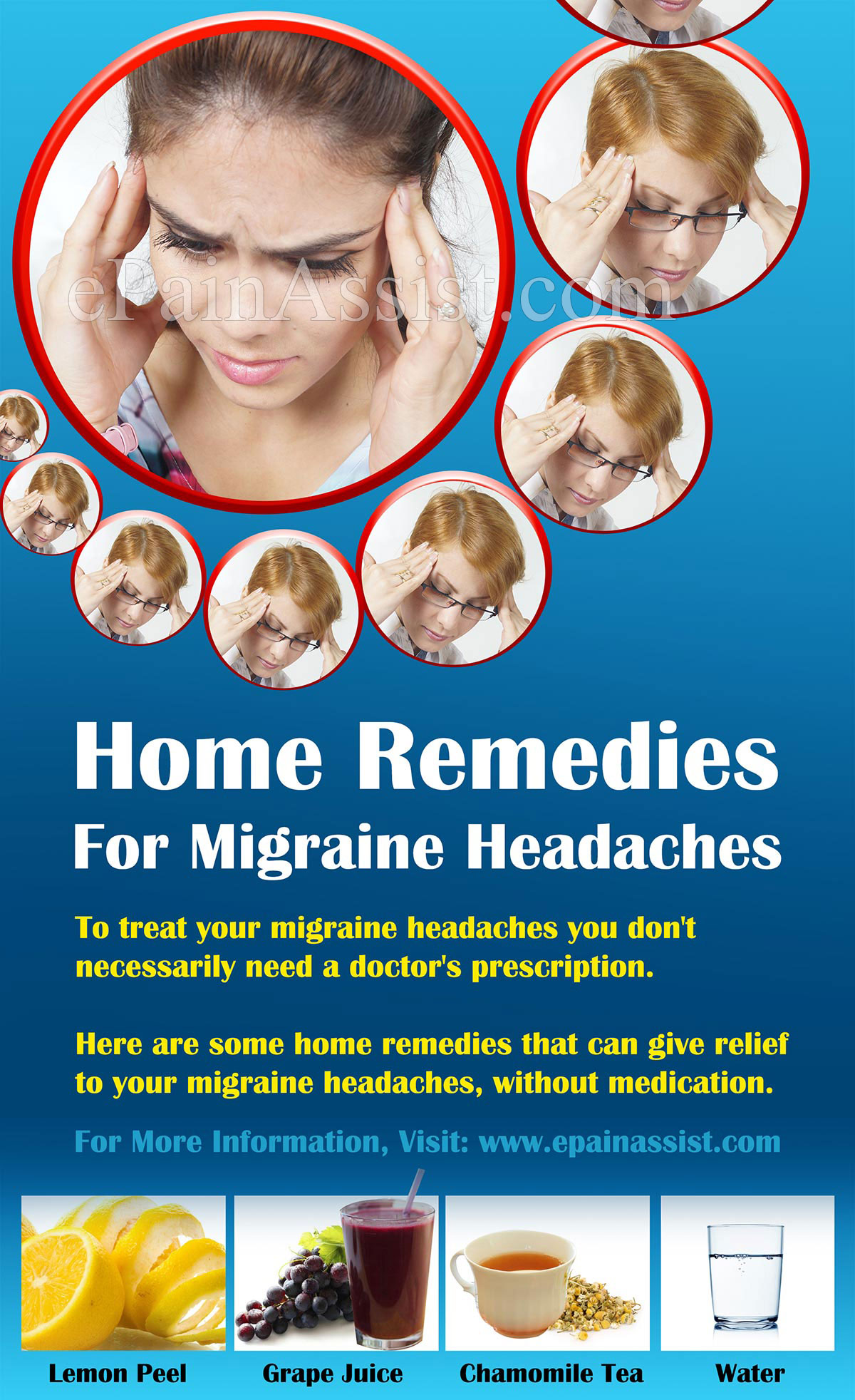 Natural Things To Get Rid Of Headaches