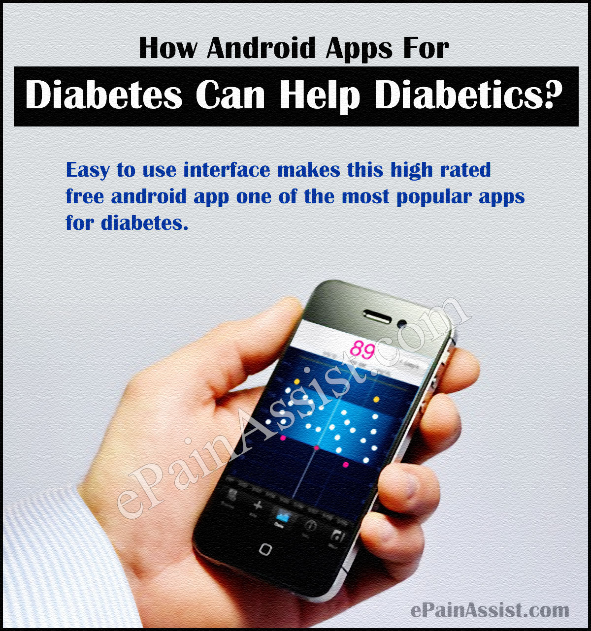 How Android Apps For Diabetes Can Help Diabetics?