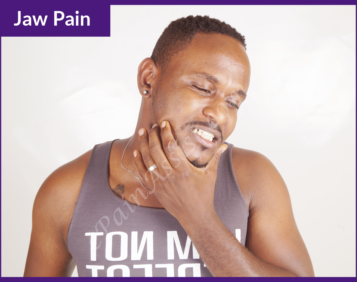 Facial and jaw pain