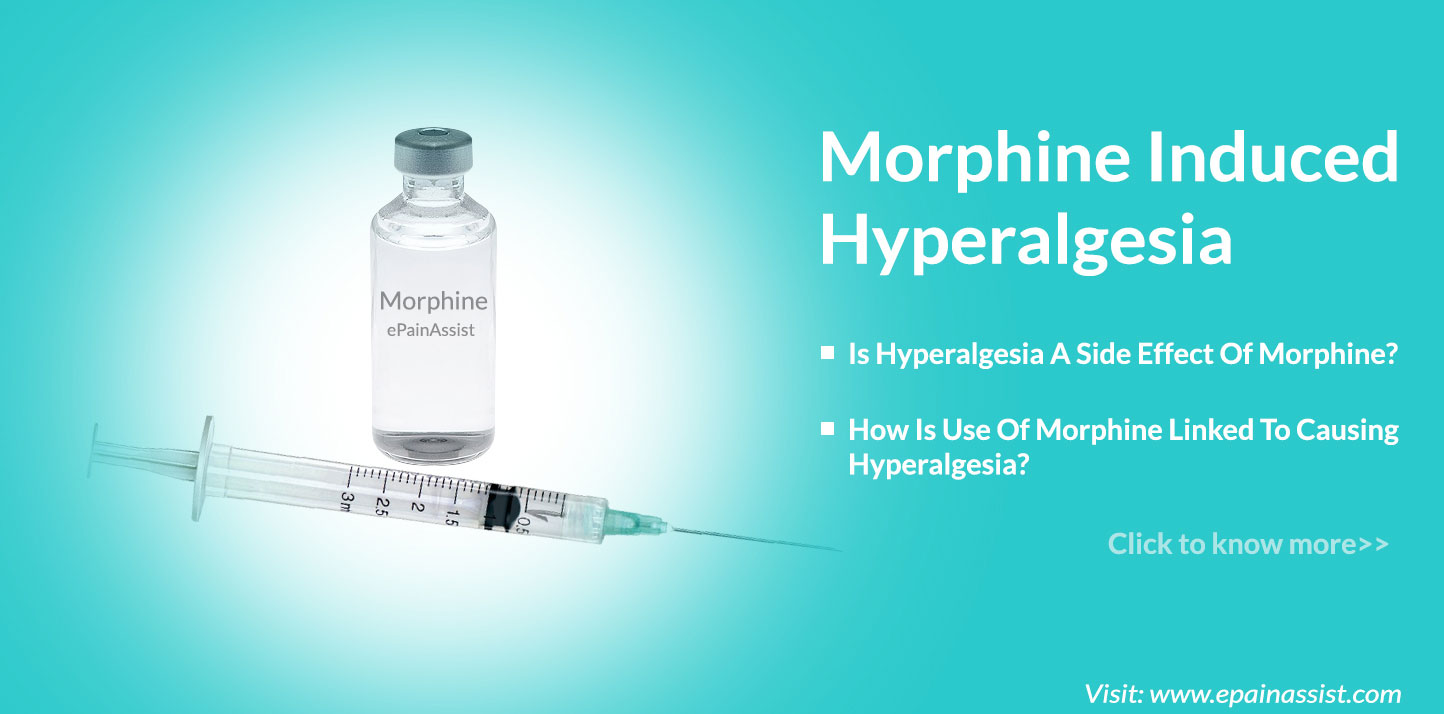 Morphine Induced Hyperalgesia-Is It Real?
