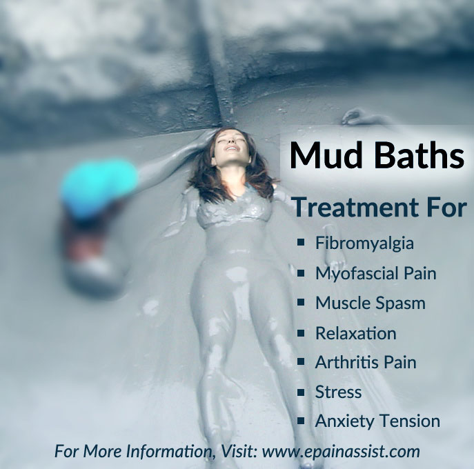 Mud Baths-Shower-Wrapping Treatment