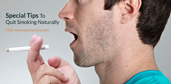 Nicotine Replacement Therapy: Tips To Quit Smoking Naturally