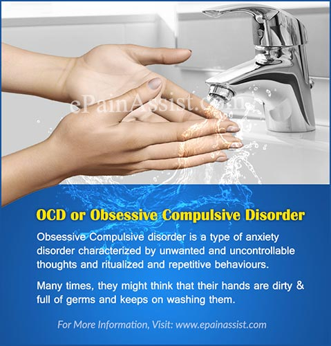 Different Types of OCD