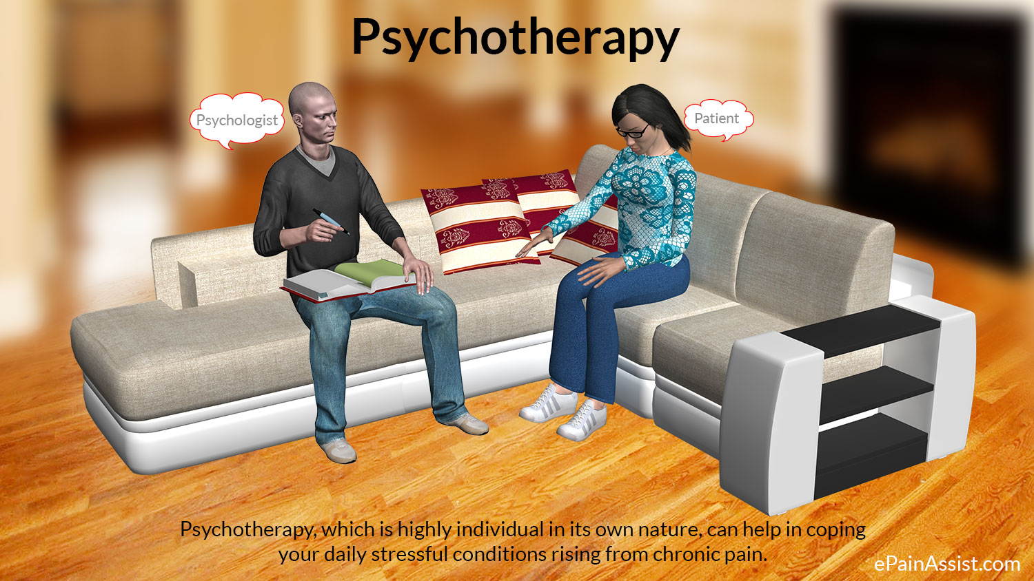 Psychotherapy Help In Chronic Pain