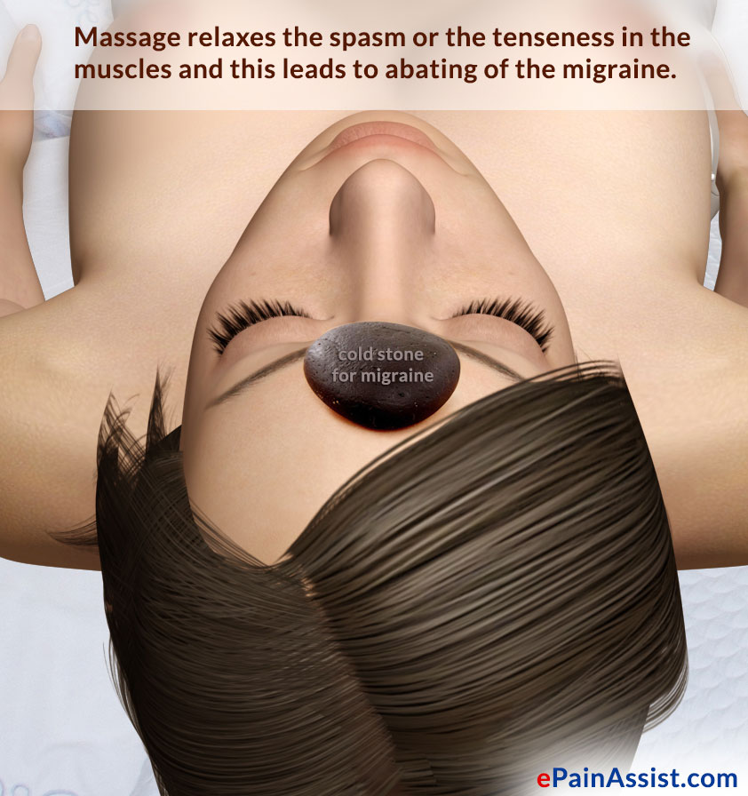 Regular Massage Can Decrease the Frequency of Migraines