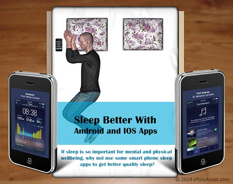 Sleep Better With Android and IOS Apps