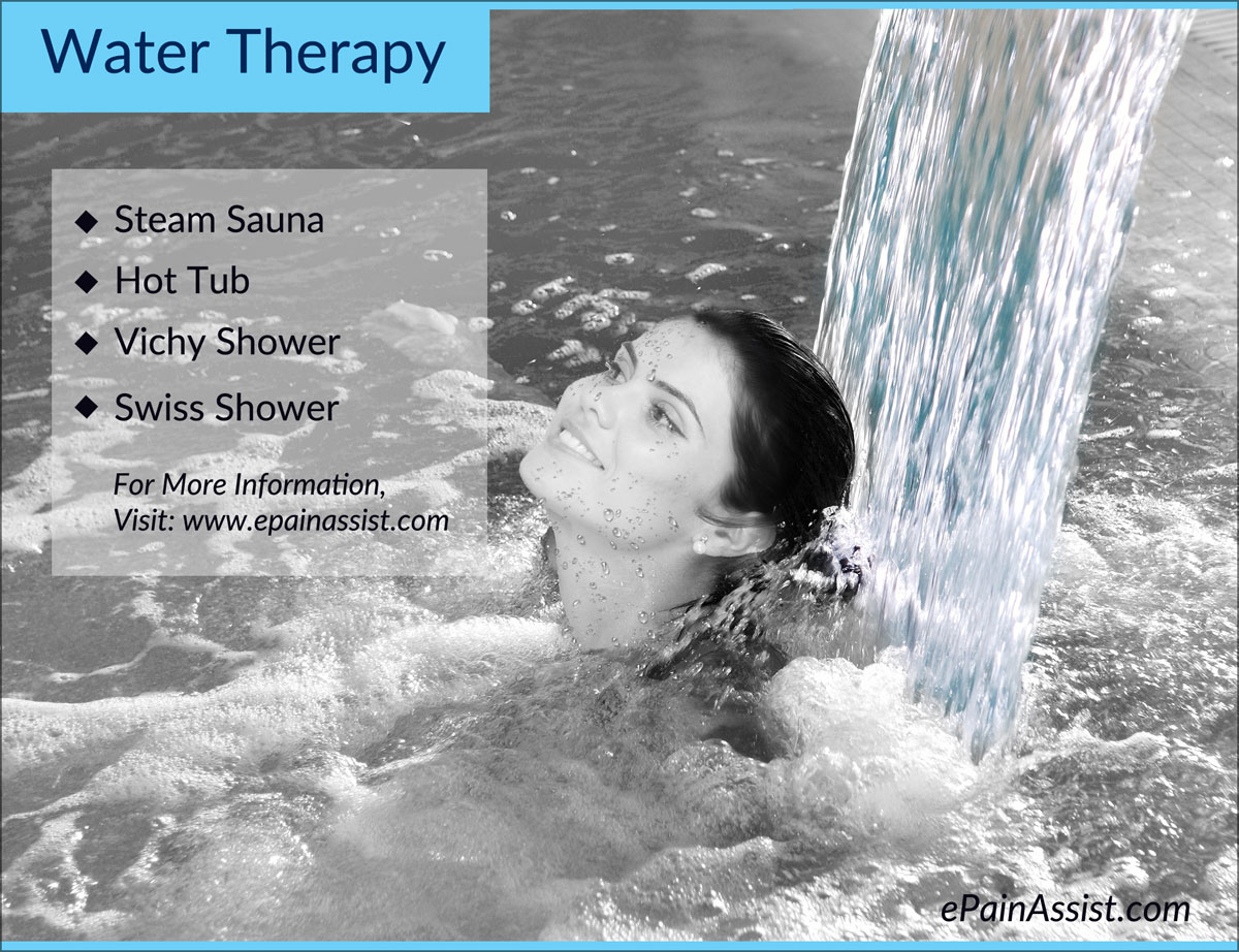 Water Therapy (Aqua Therapy)