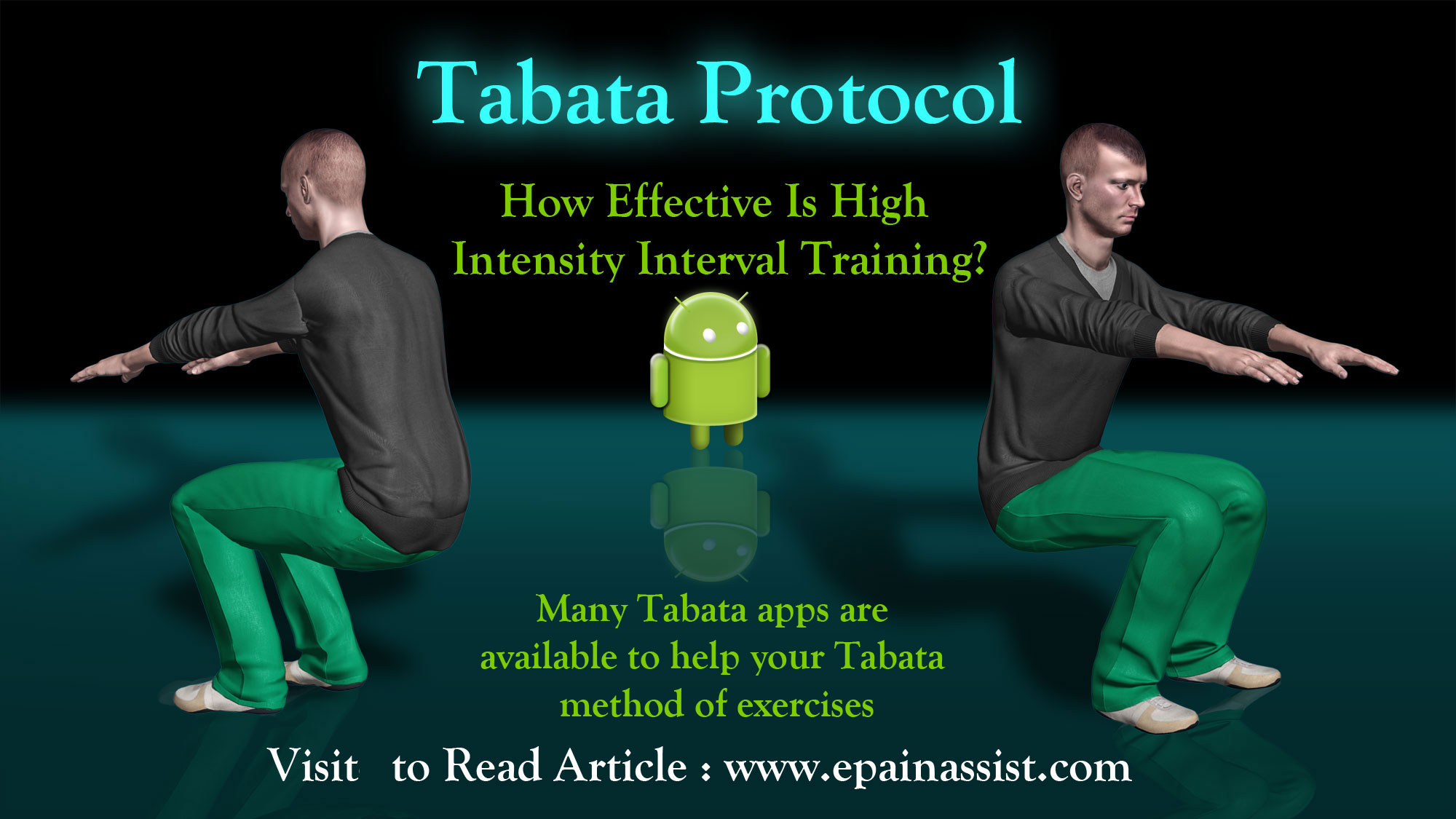 Tabata Protocol: How Effective Is High Intensity Interval Training?