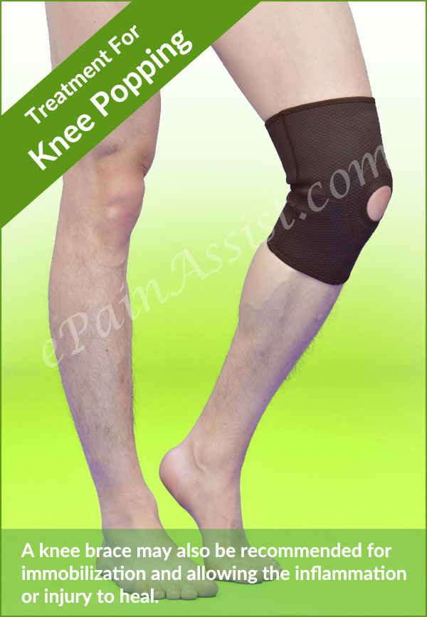 Treatment For Knee Popping