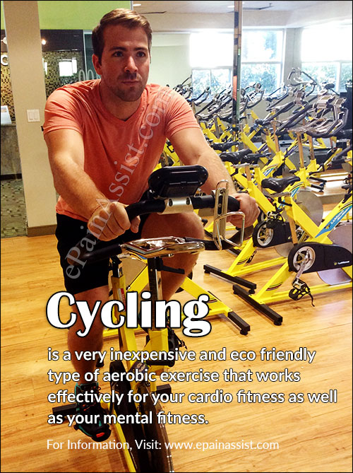 Types of Aerobic Exercises: Cycling