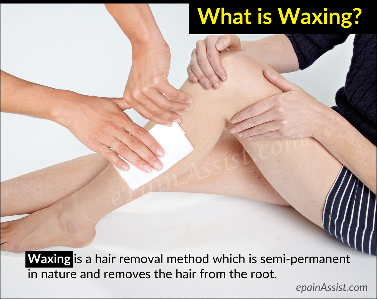 What is Waxing?