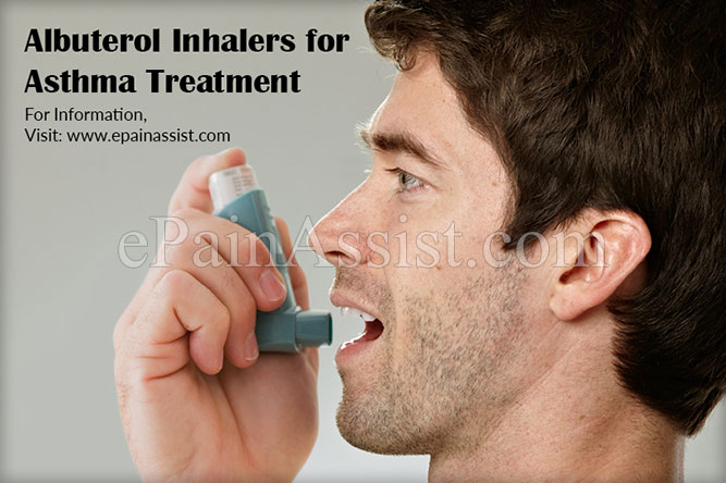 Albuterol Inhalers for Asthma Treatment