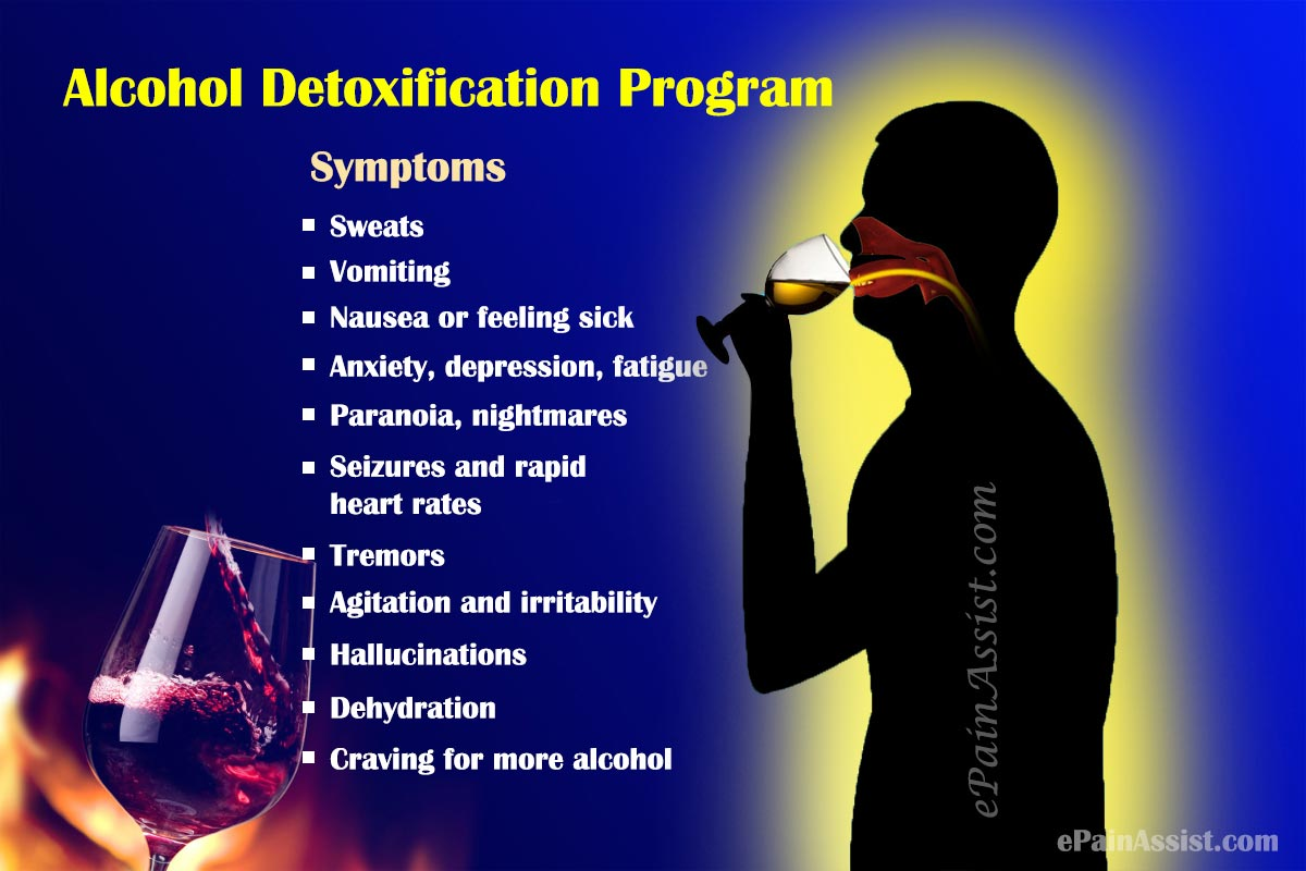 What is Alcohol Detoxification Program?
