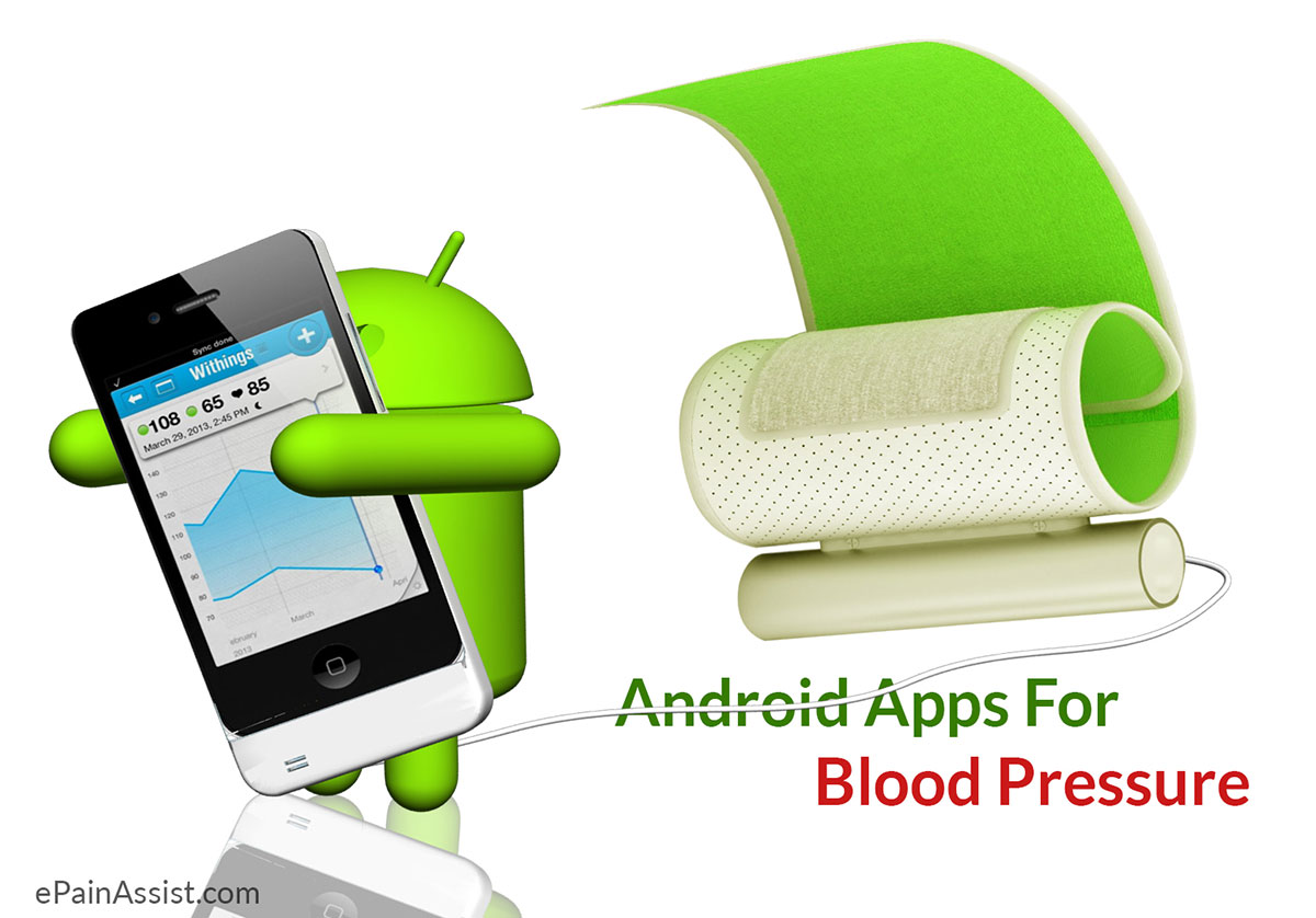 Android Apps For Blood Pressure
