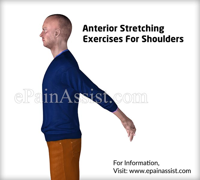 Anterior Stretching Exercises For Shoulders