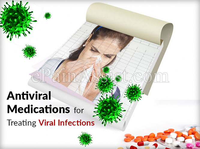 Antiviral Medications for Treating Viral Infections